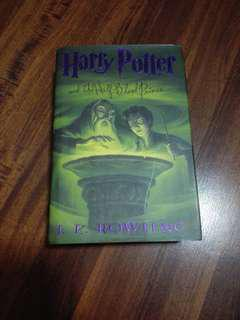 Harry Potter and the half blood Prince - Hard cover