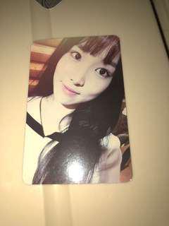 G friend Yuju小卡