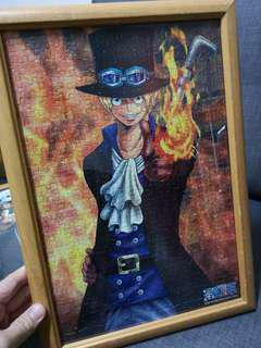 Preloved one piece puzzle