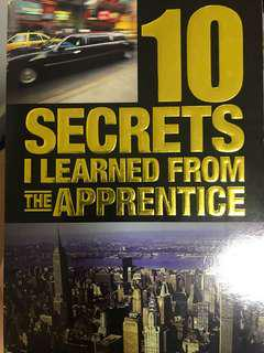 SECRETS I LEARNED FROM THE APPRENTICE