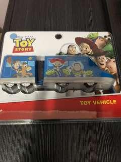 反斗奇兵 Toy story Toy vehicle 玩具兩節卡車