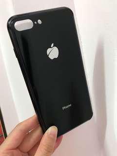 🚚 黑色鏡面手機殼 超美