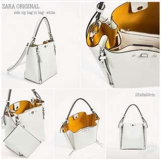 Zara double zip