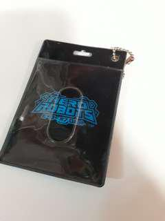 Hero of Robots LE Card holder