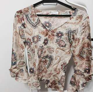 Miss selfridge top