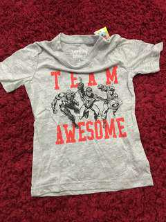 A-Team Superhero Tops
