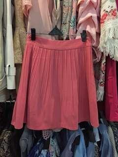 Leaf pink skirt 50k pilih 3 pcs
