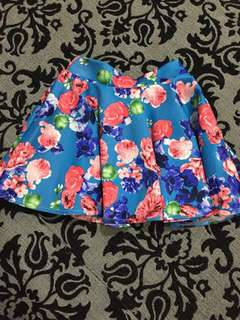 Flower blue 50k pilih 3 pcs