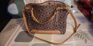 Tas bonia authentic size L