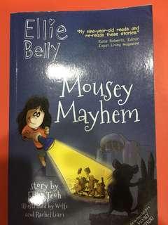 🚚 Ellie Belly's book