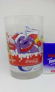 Mc Donald/Coca Cola/Made in France/ Glasses/2001