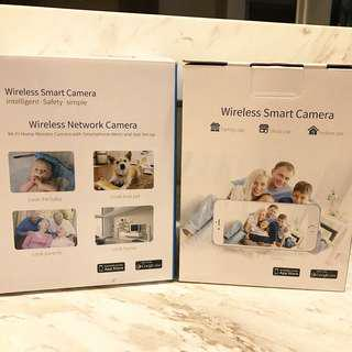 Wireless Smart Camera