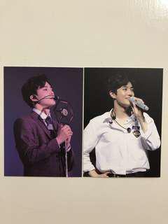 🚚 EXO - ELYXION DOT Suho Postcard Set