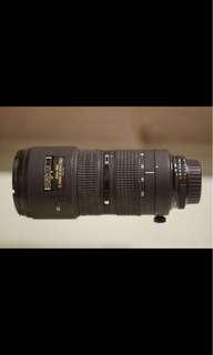 Lensa NIKON AFD 80-200mm f2.8 (GEN III)