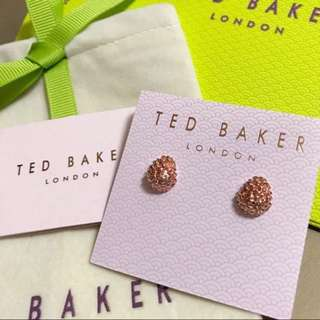 (NEW) Ted Baker PLENA - Pine Cone Stud Earrings