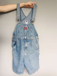 NWT Vintage Gap Overalls