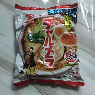 現貨 日本帶回 明星 醬油 拉麵 泡麵 チャルメラ しょうゆラーメン