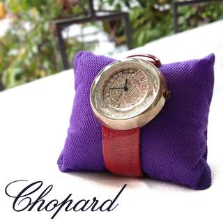 Chopard Red Wristwatch Watches / Jam Tangan Merah