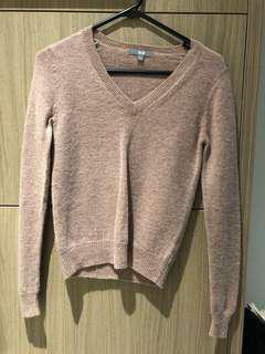 Uniqlo Nude Pink Sweater