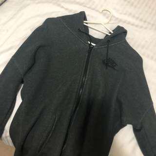 Nike dark grey jacket (authentic)