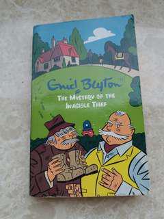 Junior fiction Enid Blyton