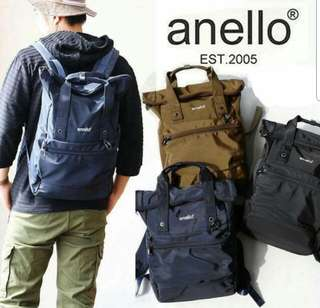 ANELLO BACKCPACK -Waterproof