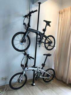 Tern P10 folding bike - excellent condition barely used