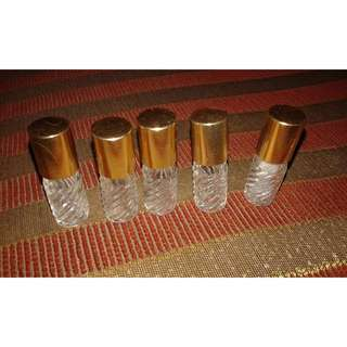 Botol Tester Parfum 2.5ml