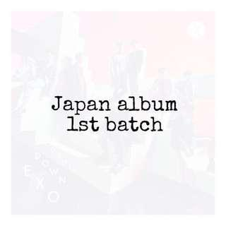 [PREORDER] JAPAN ALBUM REQUEST FOR ANY KPOP GROUP