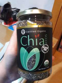 (SHARING IN SEALING PACK) Country Farm Organics Chia Seed
