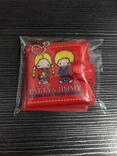 Patty & Jimmy 中古鏡子連袋子