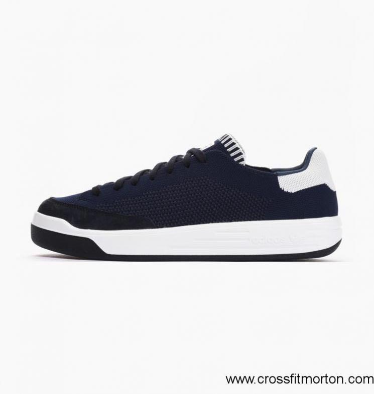 ba1c6ffb5 Adidas Originals Rod Laver Super Pk Navy/White, Men's Fashion ...