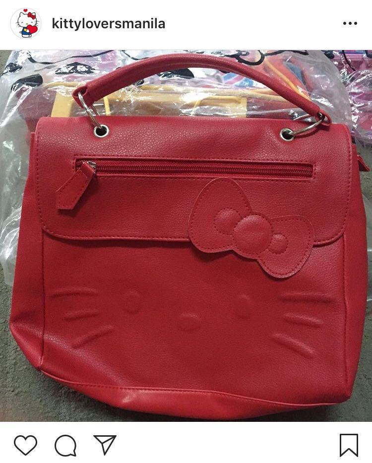 b37043dfe3 Authentic Hello Kitty tote
