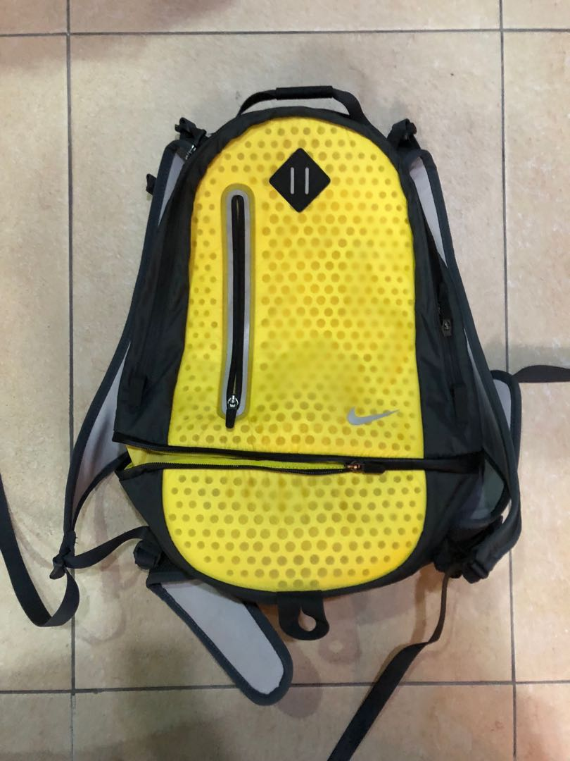 9d9f03c63c25 Authentic Nike water-resistant backpack