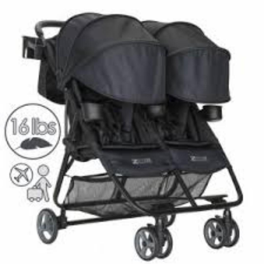 Black Friday Special Bnib Zoe Xl2 Best V2 Double Stroller Try Out