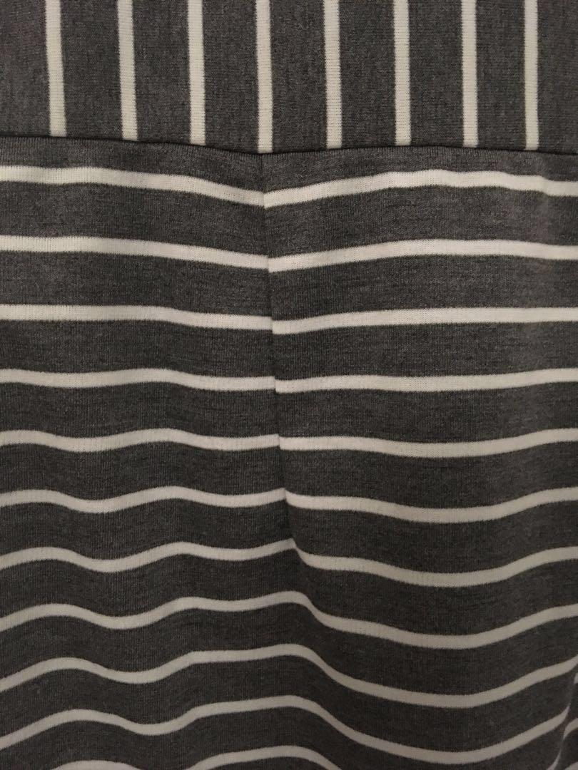 BNWOT Penshoppe Striped Dress