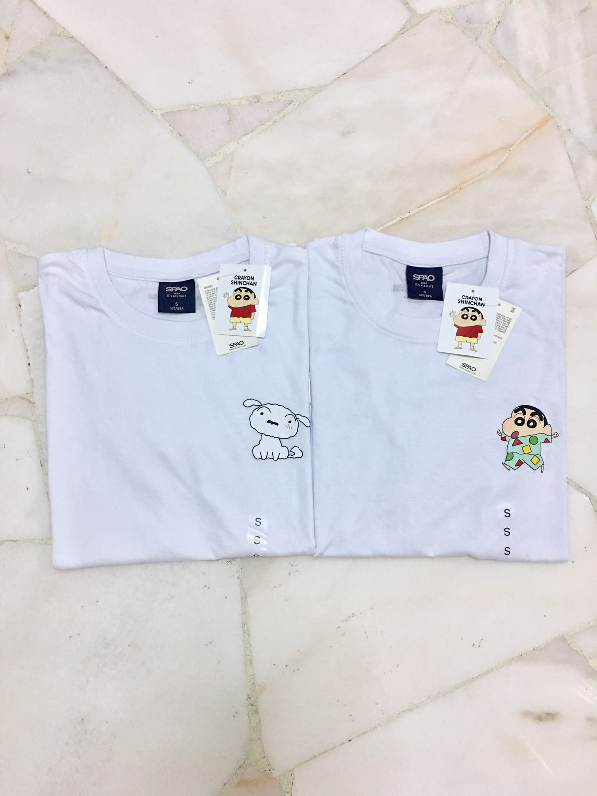 d1e165da2bec BNWT S Size Authentic La Bi Xiao Xin Tee from SPAO, Men's Fashion, Clothes,  Tops on Carousell
