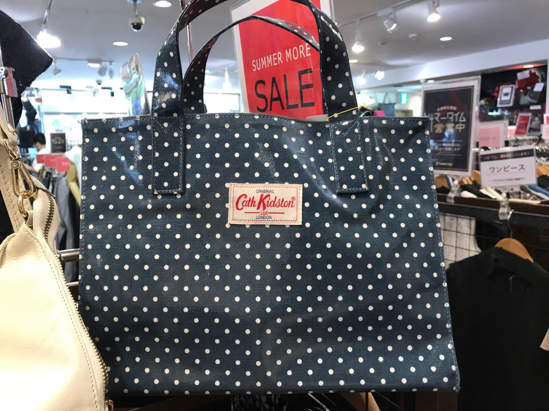 20d806b8656a Cath kidston hand bag, Women's Fashion, Bags & Wallets on Carousell