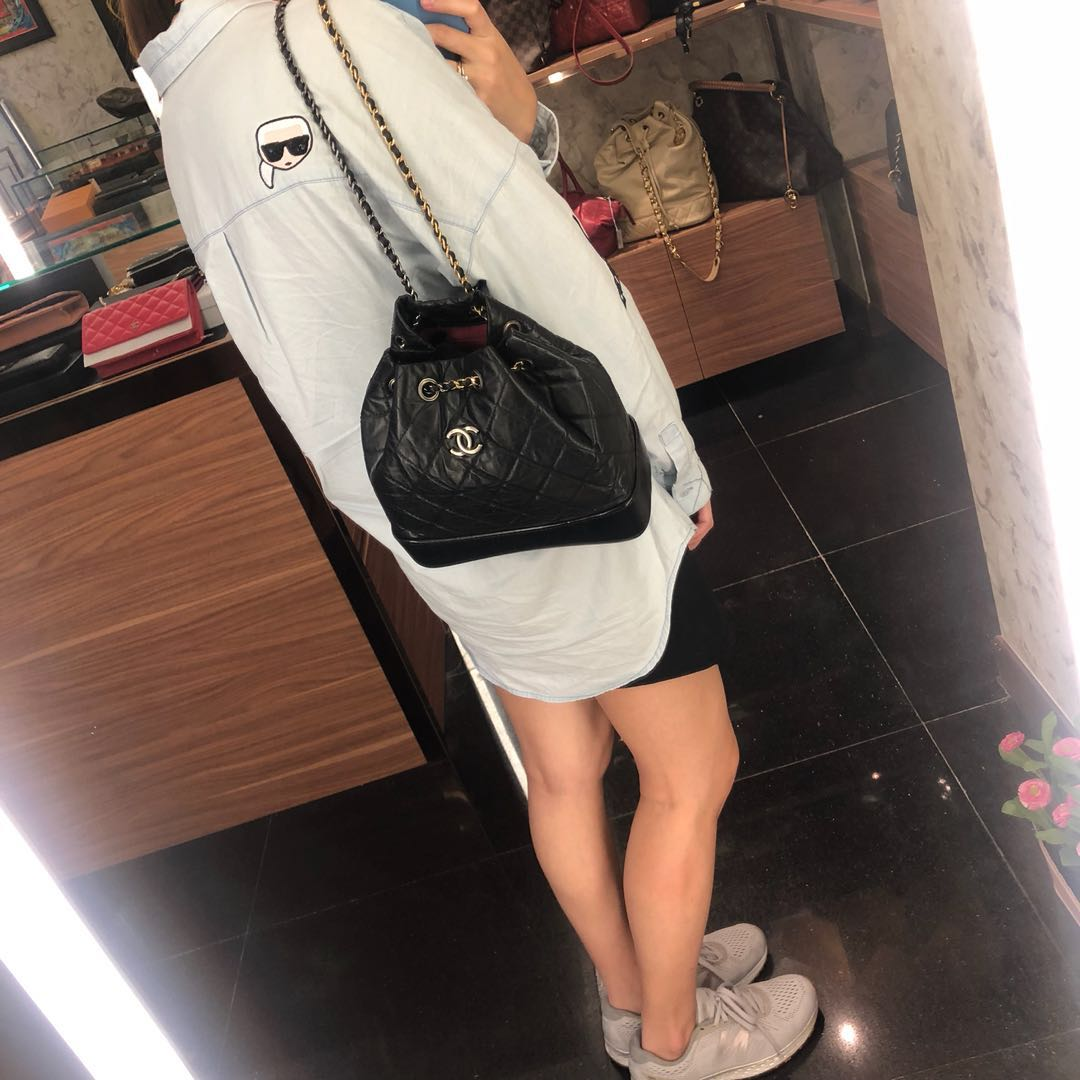 97a6fad2f325 Chanel Gabrielle Backpack, Luxury, Bags & Wallets, Backpacks on ...