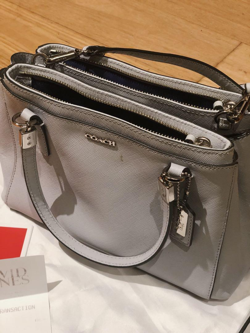 Coach Crossbody Bag (AUTHENTIC)