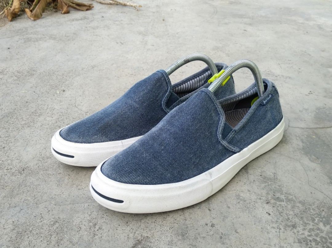 6fe6e48ee2b5 Converse Jack Purcell slip on