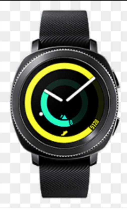 Gear sport watch