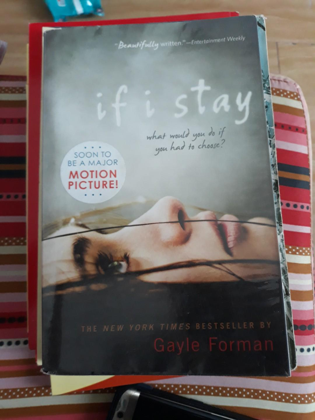 If I stay Gale forman