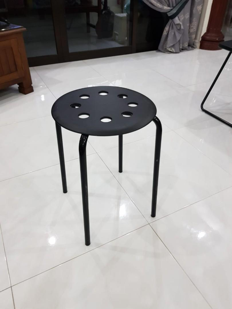 Amazing Ikea Stackable Stool Furniture Tables Chairs On Carousell Uwap Interior Chair Design Uwaporg