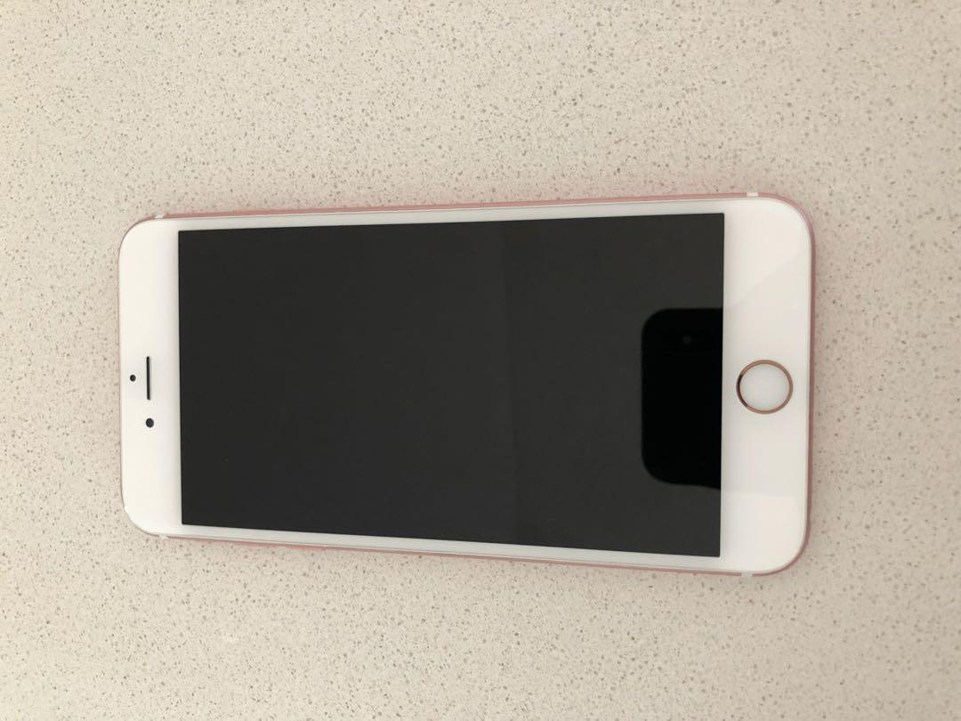 iPhone 6s Plus - rose gold - 64gb