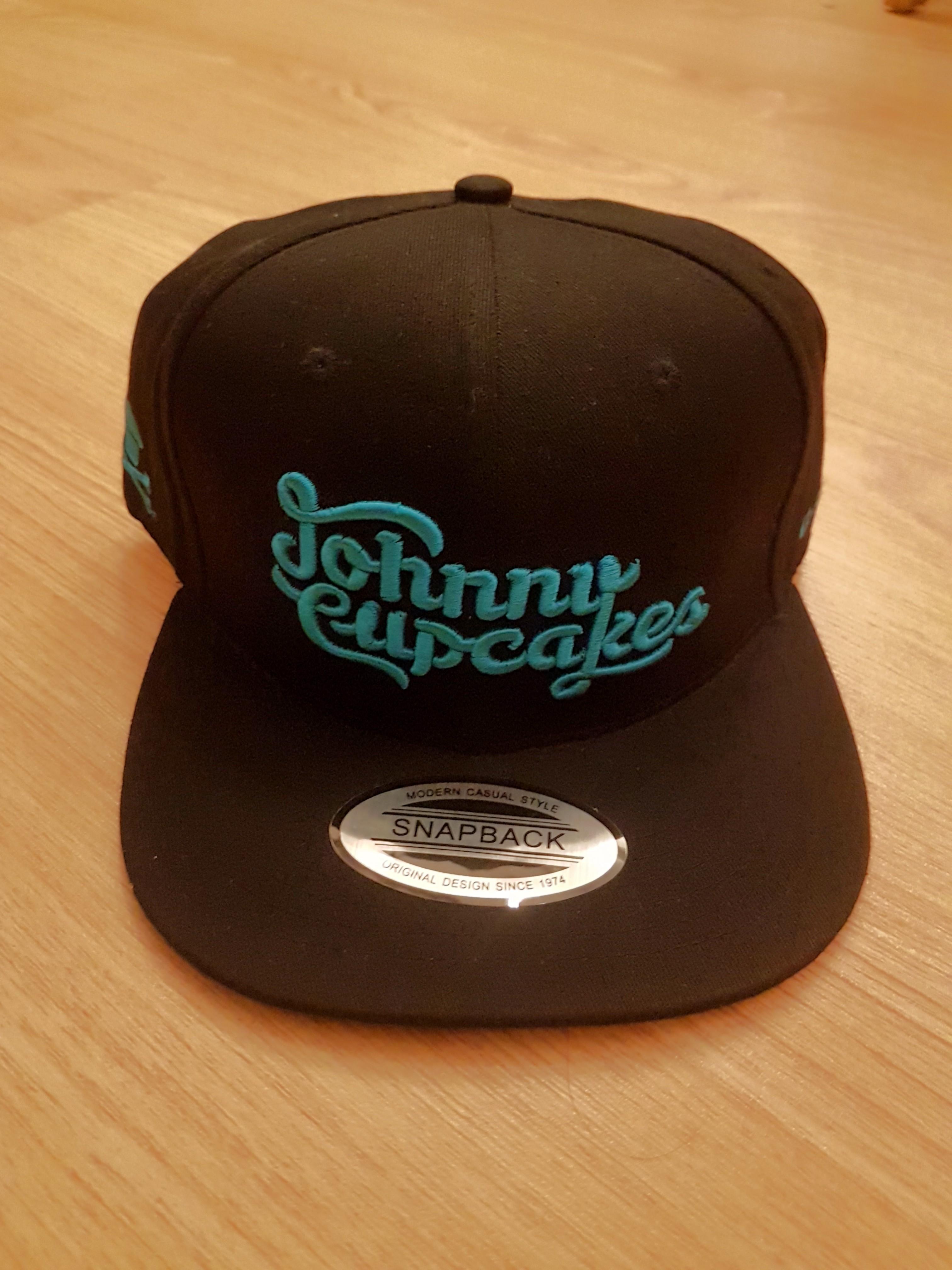 ac91b72901358 Johnny Cupcakes G-Shock Snap back Cap