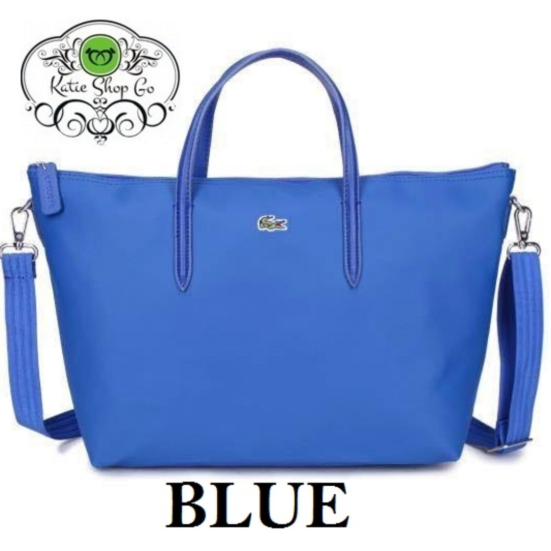 d84f3119db28 LACOSTE TOTE BAG WITH SLING - LACOSTE BAG SALE