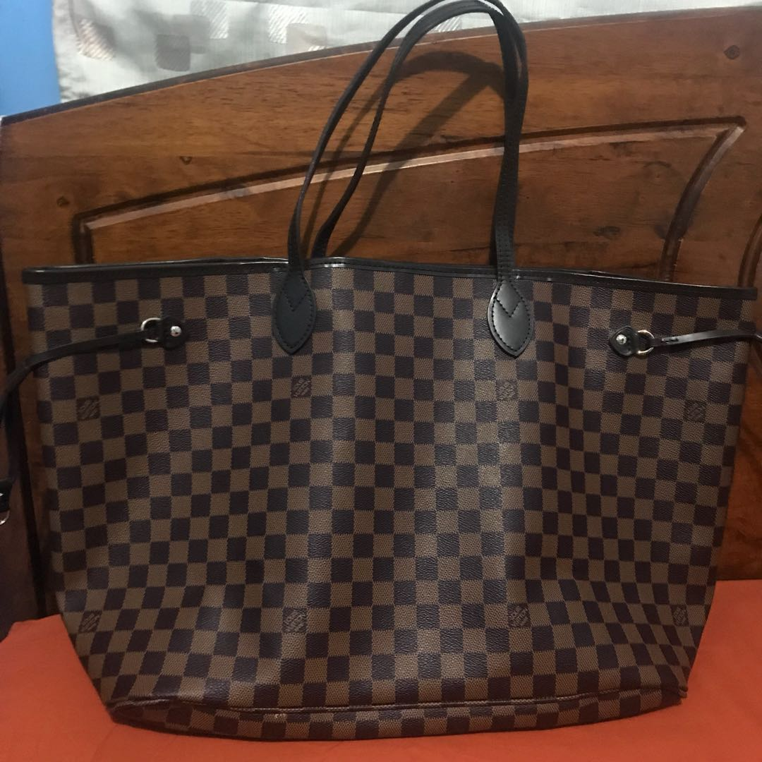05bad4d4449 Louis Vuitton Neverfull GM, Women s Fashion, Bags   Wallets on Carousell