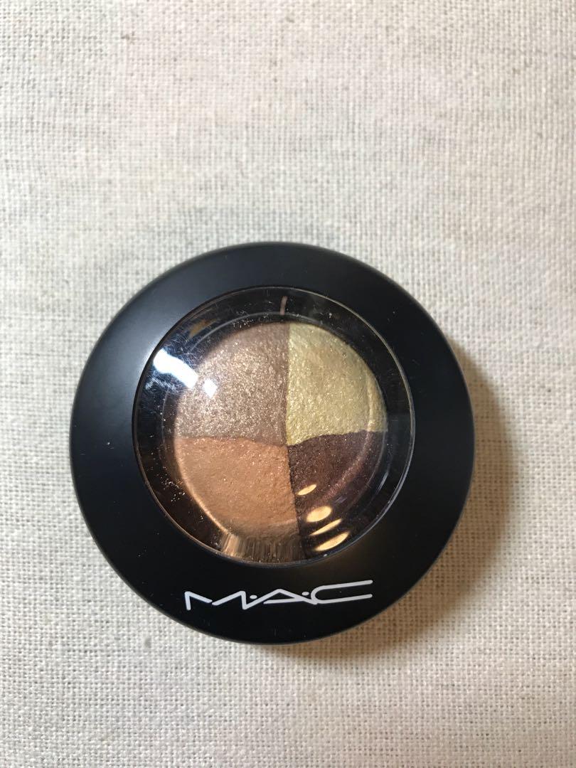 Mac Mineralize eyeshadow #golden hours