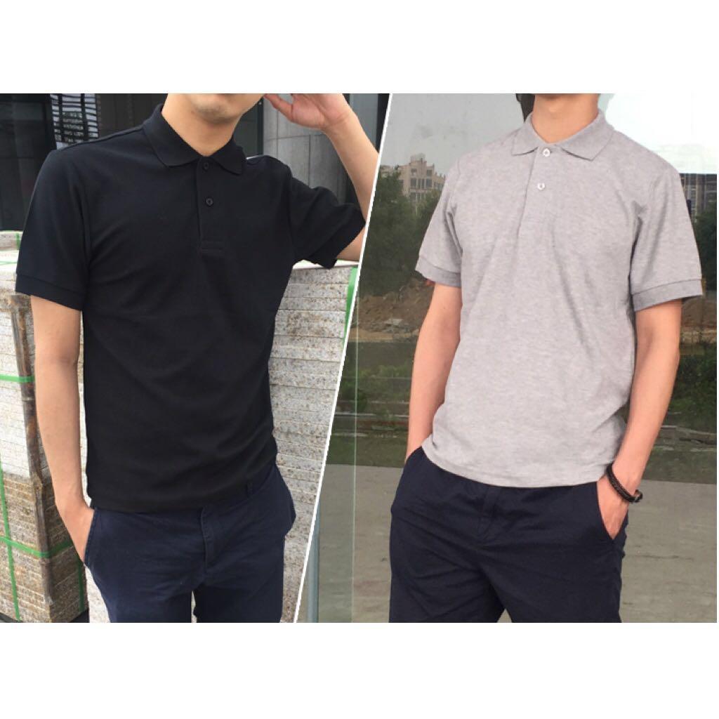 c9126faf1 Unisex Polo Tee/Customised Company Uniform, Men's Fashion, Clothes ...
